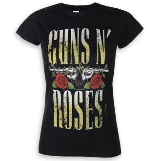 tricou stil metal femei Guns N' Roses - Big Guns - ROCK OFF, ROCK OFF, Guns N' Roses