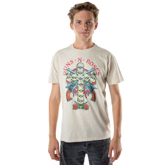 tricou stil metal bărbați Guns N' Roses - AMPLIFIED - AMPLIFIED, AMPLIFIED, Guns N' Roses