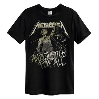 tricou stil metal bărbați Metallica - And Justice For All - AMPLIFIED, AMPLIFIED, Metallica