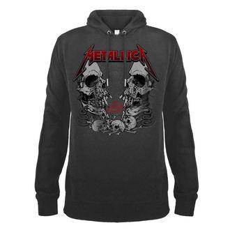 hanorac cu glugă bărbați Metallica - AMPLIFIED - AMPLIFIED, AMPLIFIED, Metallica