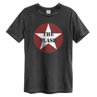 tricou stil metal bărbați Clash - Star Logo - AMPLIFIED, AMPLIFIED, Clash