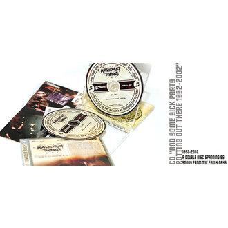 Dublu-CD Malignant Tumour, Malignant Tumour