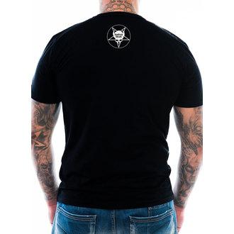 tricou bărbați - Andrey Skull 2 - ART BY EVIL, ART BY EVIL
