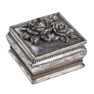 Decorațiune  (cutie) ALCHEMY GOTHIC - Antique Rose, ALCHEMY GOTHIC