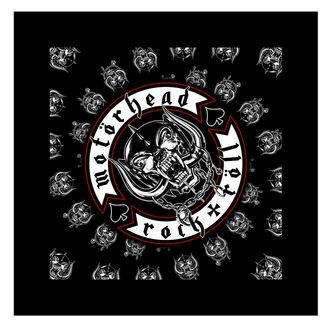 Eșarfă Motorhead - BIKER - RAZAMATAZ, RAZAMATAZ, Motörhead