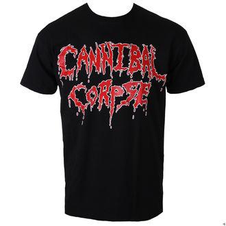 Tricou bărbați Cannibal Corpse - Logo - NUCLEAR BLAST, NUCLEAR BLAST, Cannibal Corpse