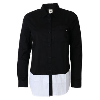 Cămaşă Femei VANS - SKATE STACK - Black, VANS
