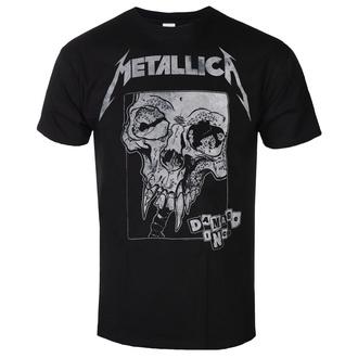tricou stil metal bărbați Metallica - Damage Detail - NNM - RTMTLTSBDET