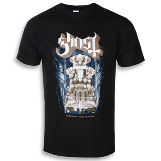 tricou stil metal bărbați Ghost - Ceremony & Devotion - ROCK OFF, ROCK OFF, Ghost