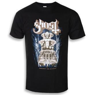 tricou stil metal bărbați Ghost - Ceremony & Devotion - ROCK OFF, ROCK OFF, Ghost