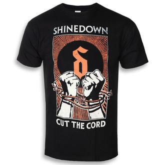 tricou stil metal bărbați Shinedown - CUT THE CORD - PLASTIC HEAD, PLASTIC HEAD, Shinedown