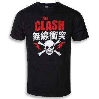 tricou stil metal bărbați Clash - BOLT RED - PLASTIC HEAD, PLASTIC HEAD, Clash