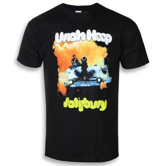 tricou stil metal bărbați Uriah Heep - SALISBURY - PLASTIC HEAD, PLASTIC HEAD, Uriah Heep
