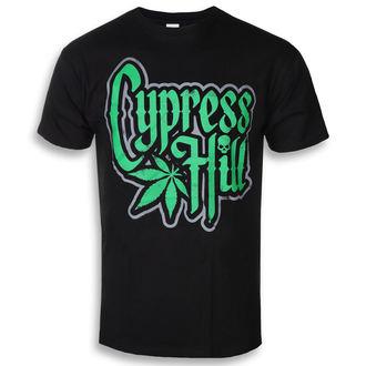 tricou stil metal bărbați Cypress Hill - LOGO - PLASTIC HEAD, PLASTIC HEAD, Cypress Hill