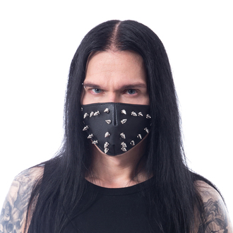 Mască POIZEN INDUSTRIES - ASTOR - BLACK, POIZEN INDUSTRIES