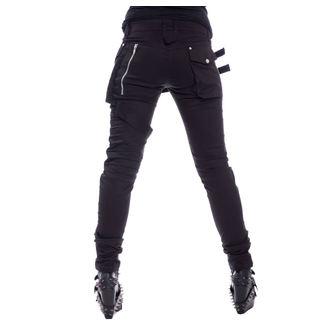 Pantaloni damă Chemical Black - AYRA - BLACK, CHEMICAL BLACK