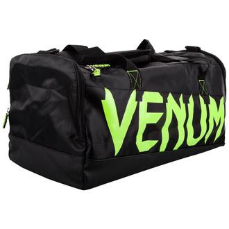 duffel sac VENUM- sparring sportiv - Black / Neo Yellow, VENUM
