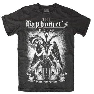 tricou bărbați - Baphomet Brew - BLACK CRAFT, BLACK CRAFT