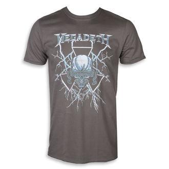 tricou stil metal bărbați Megadeth - ELEC VIC - PLASTIC HEAD, PLASTIC HEAD, Megadeth