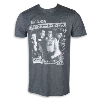 tricou stil metal bărbați Clash - KANJI - PLASTIC HEAD, PLASTIC HEAD, Clash