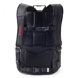 Rucsac MEATFLY - Basejumper 3 - D Black, MEATFLY