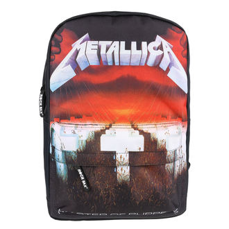 Rucsac METALLICA - MASTER OF PUPPETS - CLASSIC, NNM, Metallica