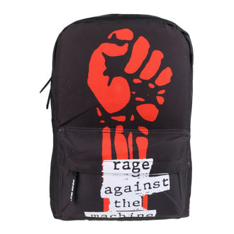 Rucsac Rage Against the Machine - FISTFULL - CLASSIC, Rage against the machine