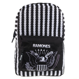 Rucsac RAMONES - LETS GO CREST - CLASSIC, NNM, Ramones