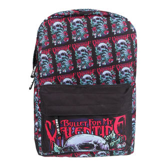 Rucsac Bullet For my Valentine - SKULL CLASSIC, NNM, Bullet For my Valentine