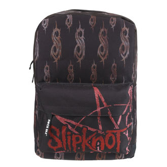 Rucsac SLIPKNOT - WAIT AND BLEED - CLASSIC, Slipknot