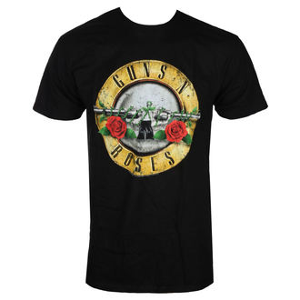 tricou stil metal bărbați Guns N' Roses - DISTRESSED BULLET - BRAVADO, BRAVADO, Guns N' Roses