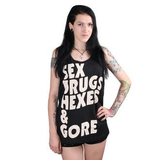 Maieu tip tank unisex BELIAL - Sex,drugs,hexes,& gore, BELIAL