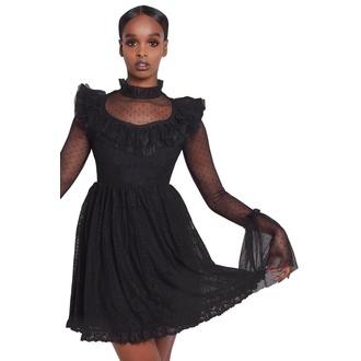 Rochie de damă KILLSTAR - Bewitched Lace - BLACK - KSRA001561
