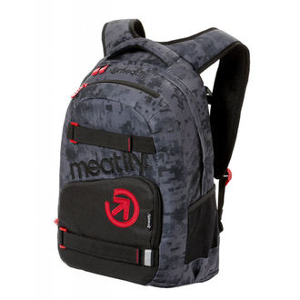 Rucsac MEATFLY - EXILE 3 I - Binary Camo Grey , MEATFLY