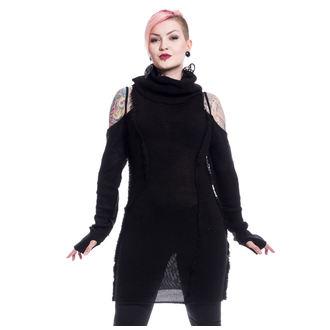 Pulover damă Vixxsin - BLACK ORCHID - BLACK, VIXXSIN