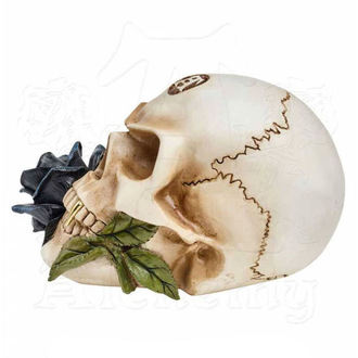 Decorațiune ALCHEMY GOTHIC - Alchemist Skull with Rose, ALCHEMY GOTHIC