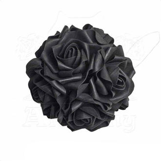 Decorațiune ALCHEMY GOTHIC - Black Rose, ALCHEMY GOTHIC