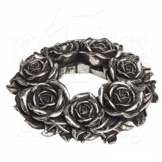 Sfeşnic (decorațiune) ALCHEMY GOTHIC - Black Rose, ALCHEMY GOTHIC