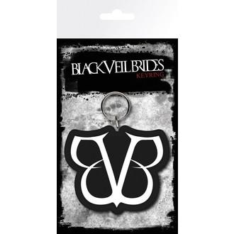 Breloc chei (pandantiv) Black Veil Brides - GB posters, GB posters, Black Veil Brides