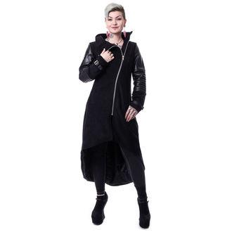 haină femei HEARTLESS - BLACK LIGHT - BLACK, HEARTLESS