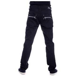Pantaloni bărbătești Vixxsin - BLAINE - BLACK, VIXXSIN