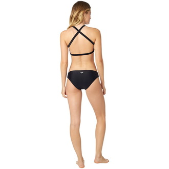 Bikini damă FOX - Bolt - Halter - Black, FOX