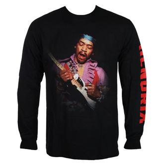 tricou stil metal bărbați Jimi Hendrix - AUTHENTIC WAIKIKI BLK - BRAVADO
