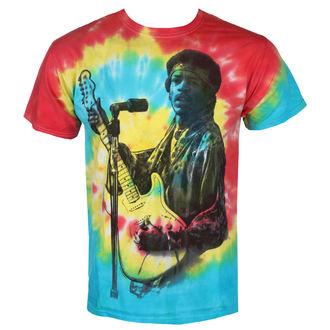 tricou stil metal bărbați Jimi Hendrix - RAINBOW SPIRAL - BRAVADO, BRAVADO, Jimi Hendrix