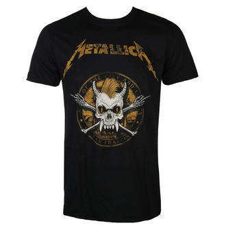 tricou stil metal bărbați Metallica - Scary Guy Seal Black -, Metallica