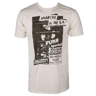 tricou stil metal bărbați Sex Pistols - 100 CLUB PUNK - BRAVADO, BRAVADO, Sex Pistols