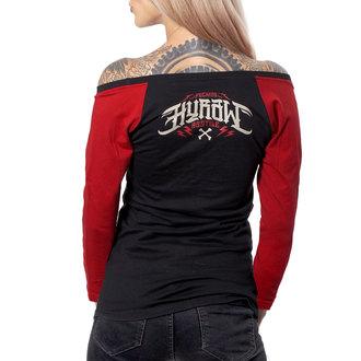 tricou hardcore femei - BEHIND - HYRAW, HYRAW