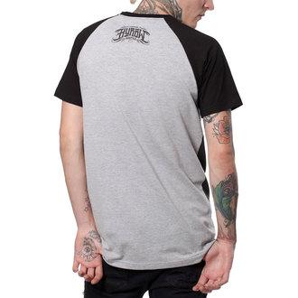 tricou hardcore bărbați - CIMETERY - HYRAW