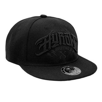 Șapcă HYRAW - Casquette - HOSTILE BLACK, HYRAW