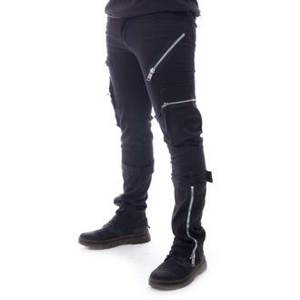 Pantaloni bărbătești VIXXSIN - CARSTEN - BLACK, VIXXSIN